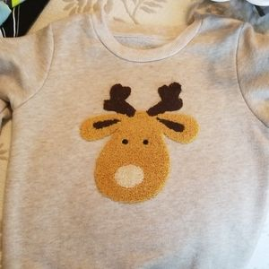 Other - Reindeer sweatshirt